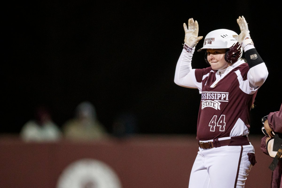 """Jackie McKenna sat locked in a closet for hours as Nikolas Cruz killed 17 people at her Florida high school. 18 months later, her best friend was murdered. """"It just felt like it was never gonna stop."""" Now, the @HailStateSB sophomore is trying to move on."""