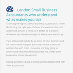 As a small business owner, what you need is an accountant who understands what makes you tick. https://t.co/co3pLY36VL #Smallbusiness