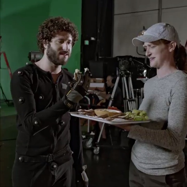 snacks are important. #DAVEFXX starring @lildickytweets premieres march 4 at 10pm. next day #FXonHulu.