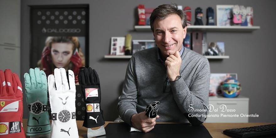 #AlbertoTomba e #DeborahCompagnoni, i campioni della #scherma e i più grandi piloti #Formula1, da #Schumacher e #Hamilton ai ferraristi di oggi. Tutti accomunati da un dettaglio: i #guanti della @DalDossoFashion: http://bit.ly/DalDosso  #RitrattidelLavoro #Confartigianato