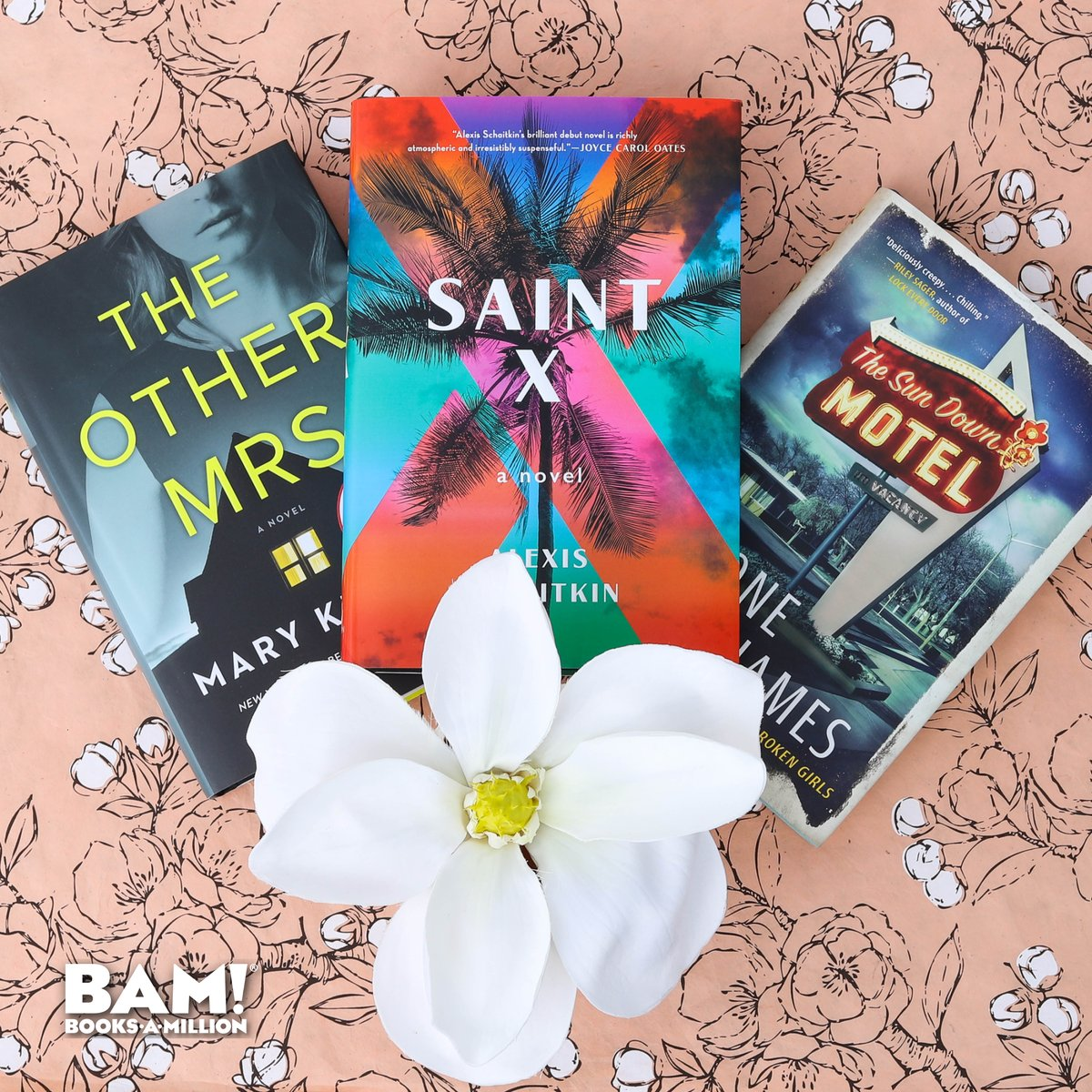 Fresh new releases to start your Tuesday! ✨ What are you reading first? bit.ly/2S05hdX