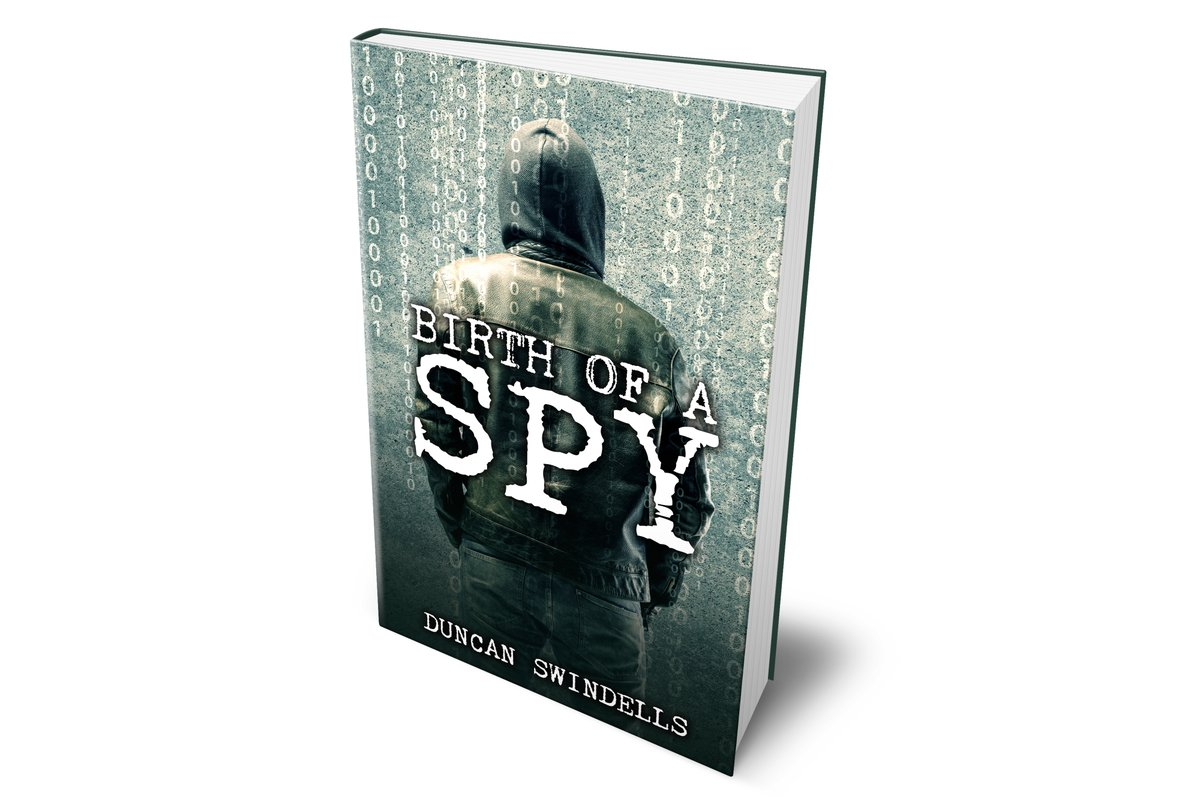 Birth of a Spy ⭐️⭐️⭐️⭐️⭐️   Available now from #Amazon for #kindle or in #paperback.  http://hyperurl.co/BirthofaSpy    #books #today #2020 #bookboost #crime #thriller #espionage #spy #kindleunlimited