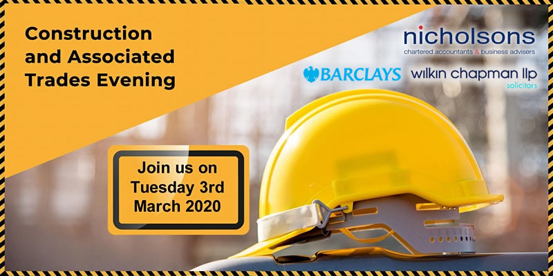 In the construction industry? Then come along to our construction forum - find out more about the off payroll working rules (IR35) and the VAT domestic reverse charges from our team of experts. #constructionuk #IR35 #VAT https://bit.ly/2P33kefpic.twitter.com/8cQk1OQtgQ