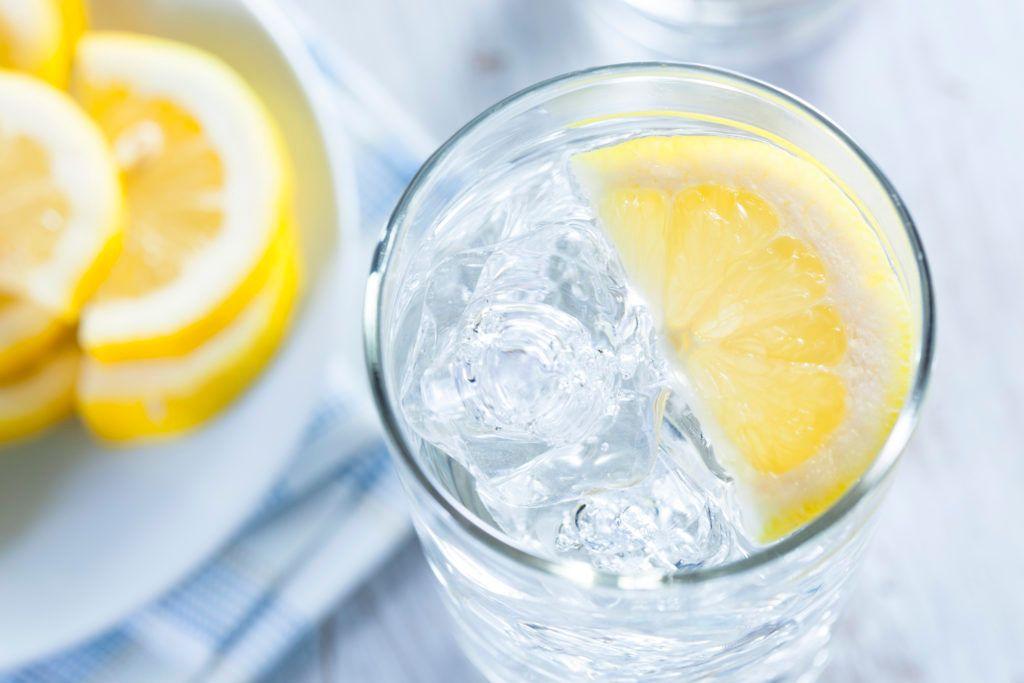 Похудеть с лимоном