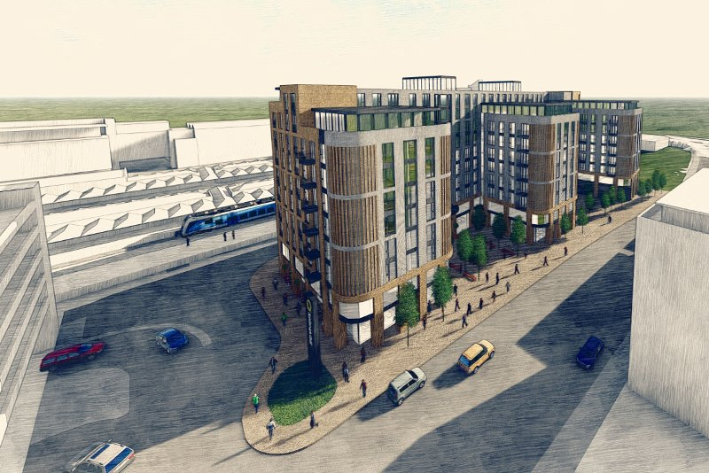 Funding secured for #Nottingham BTR scheme http://ow.ly/McMm50yprFn  (Image source - The Construction Index) #construction #constructionproject #ukconstruction #constructionuk pic.twitter.com/YGWAf0AaJs