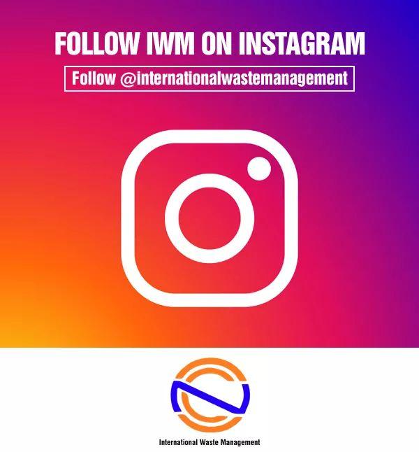 Follow IWM on Instagram!  ☛   #Instagram #IWM #Followus #Insta #SwachhBharat #InstaLike