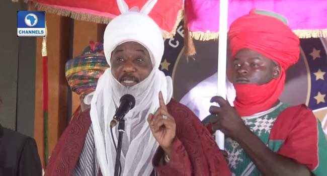 You Can't Be Happy When 87 Percent Of Nigeria's Poverty Is In The North – Sanusi.  https://www. channelstv.com/2020/02/18/you -cant-be-happy-when-87-percent-of-nigerias-poverty-is-in-the-north-sanusi/   … <br>http://pic.twitter.com/o6dFLkK328