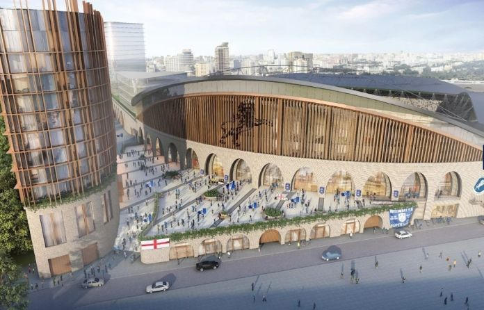 . @MillwallFC has revealed plans to expand its stadium in #southLondon https://buff.ly/326Avm8 #football #stadium #Millwall #construction #ukconstruction #constructionuk via @ConstructMgrMagpic.twitter.com/nK7H821mHn