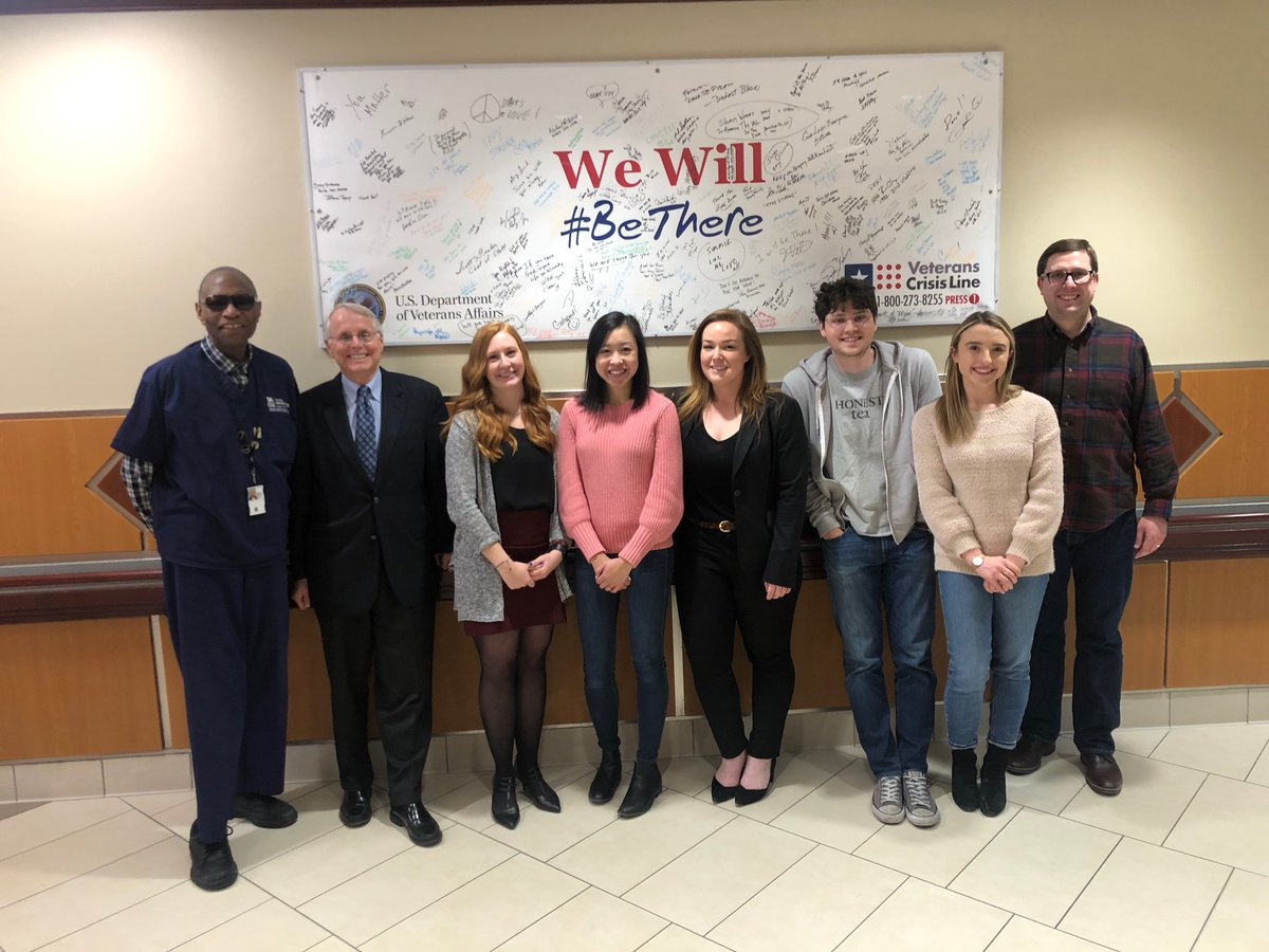 On Friday, February 14, volunteers from GLM went to the VA Medical Center in Detroit to distribute Valentines to veterans.   #ThankYouForYourService #Veterans #VA #ValentinesDay2020 #GaranGives