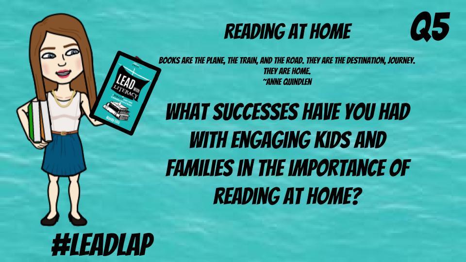 Our Final Question Q5 #LeadLAP #LeadLIT @dbc_inc @burgessdave @burgess_shelley @BethHouf
