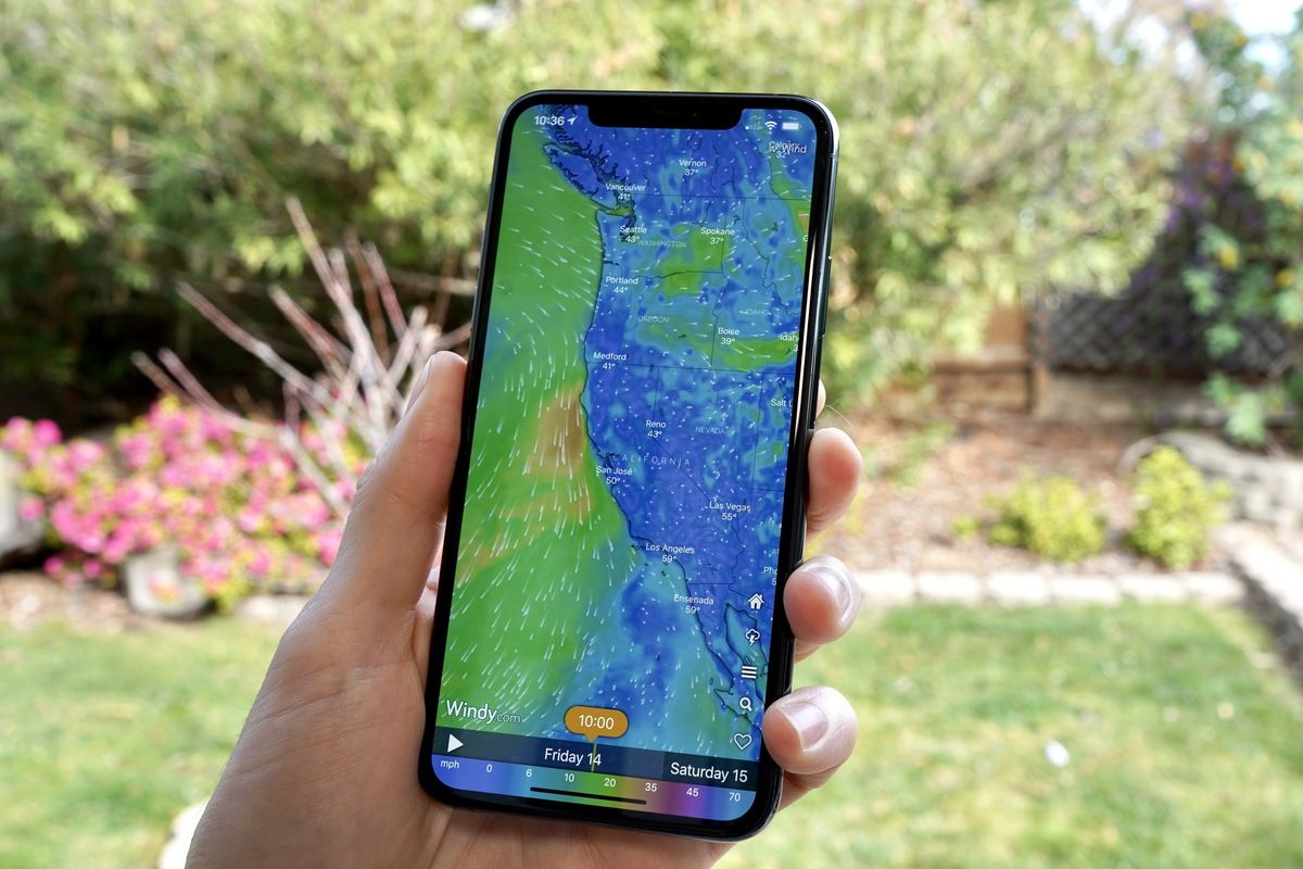 Five great iPhone weather apps you should try: https://buff.ly/2vIWIe2
