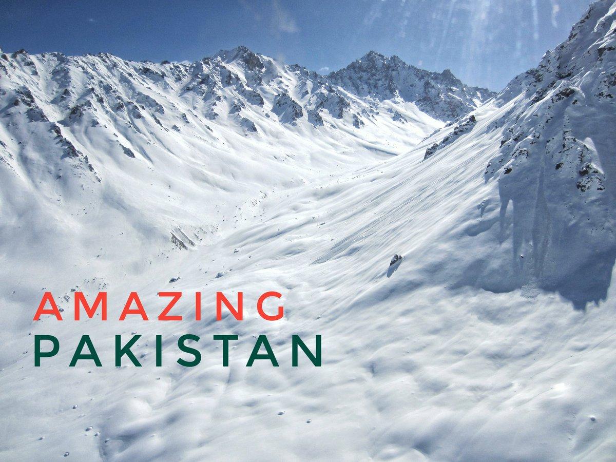 Amazing Pakistan   Enormous Tourism opportunity in Pakistan especially in Gilgit Baltistan Region located at confluence of #Karakoram #Himalayas and Hindukush mountain 🏔 series  #ExplorePakistan #Pakistan #travel #tourism #mountain #GilgitBaltistan #landscape @pid_gov #CPEC