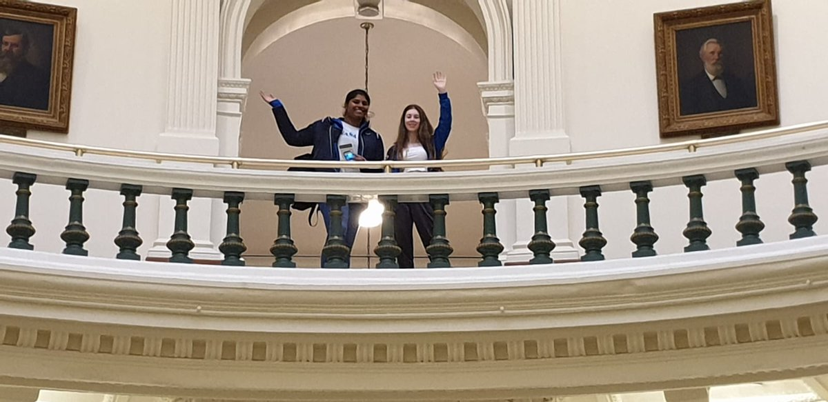 NASA trip memories. Visit to State Capitol Building in Austin, Texas. #culture #sightseeingpic.twitter.com/6IN15hAsbJ