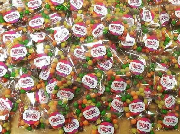 Just over a week to go until @TravelTechEu! Who's excited?  If our websites & online booking products haven't caught your eye, perhaps these sweet treats will! Head down to stand T32 if you're attending the show 🍭    #webdesign #traveltech #traveltecheu #tteshow #tte