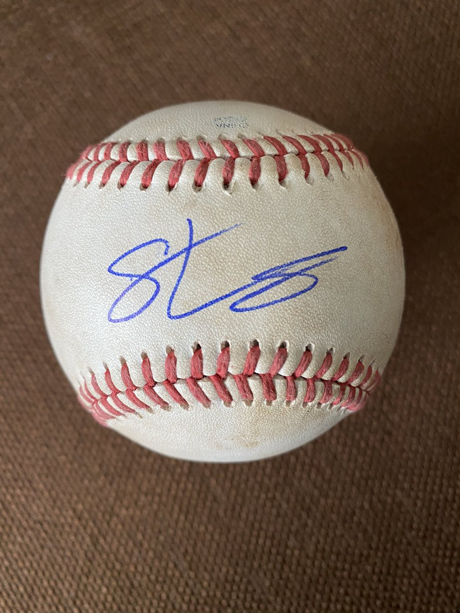 Prize Giveaway Alert! Los Angeles Angels Griffin Canning autographed baseball. To enter giveaway follow me, tag a friend and retweet. Good luck everyone! @Angels #Angelsbaseball #Angelstwitter #Angelsnation #baseball #contest #ContestAlert #GiveawayAlert #Bekind #Payitforwardpic.twitter.com/9CIimevScp