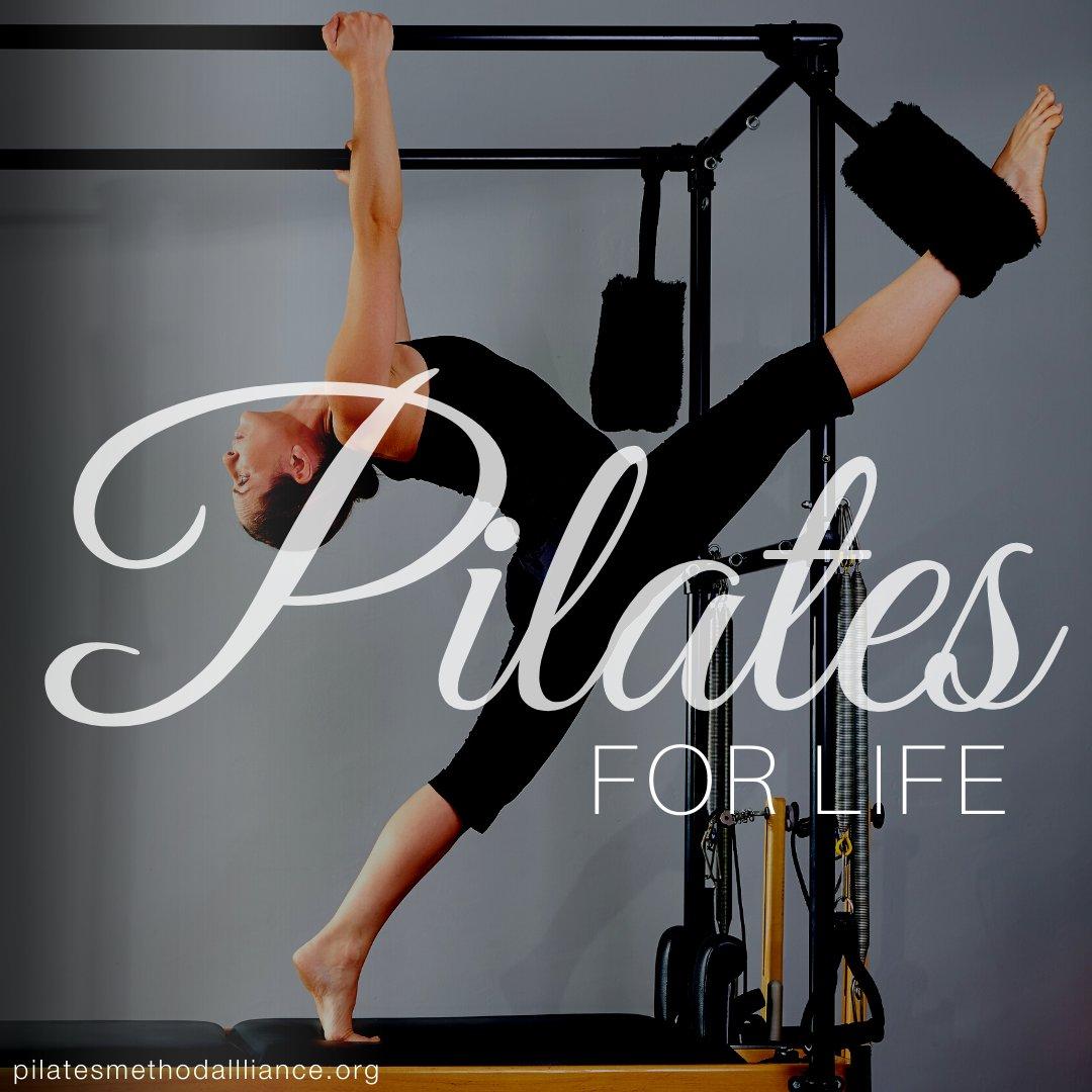 #PilatesforLife pic.twitter.com/CTUsOs7IRz