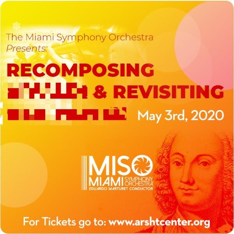 Do you know what composers will be part of our last concert of the season?❓❓❓ Find out in our stories!!  . . #Miami #arshtcenter #teather #concert  #MiamiSymphony #joinus #MISO #family #musicaclasica  #classicmusic #Trending #Music #EduardoMarturet
