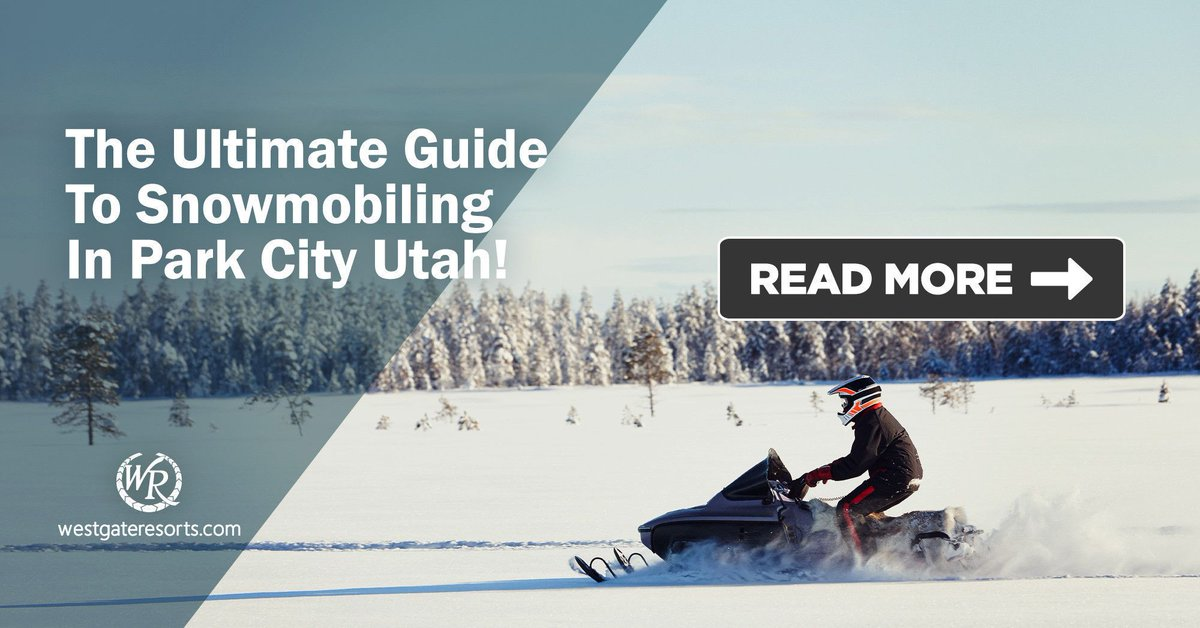 Looking for the best snowmobiling #ParkCity has to offer? Whether it's the top tours, rentals or the best in back-country snowmobiling, this guide to this snowy, speedy sport is sure to get you going!   https://buff.ly/2HvUz8d  #snowmobiling #Utah via @westgateresortspic.twitter.com/3uCUxqj6VE