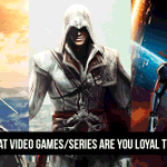 Image for the Tweet beginning: What are some gaming series