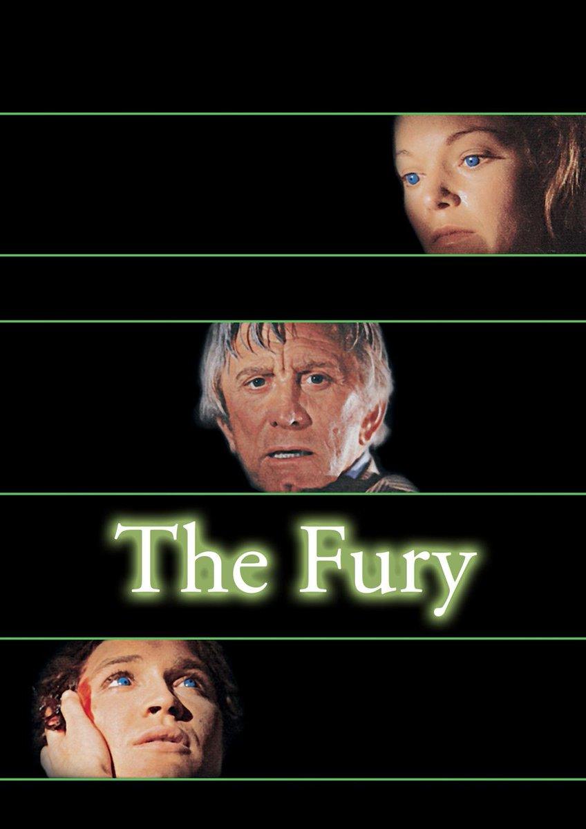 THE FURY (1978) by Brian De Palma #horror #scifi Kirk Douglas, John Cassavetes, Amy Irving, Carrie Snodgress pic.twitter.com/K3AzOGtpsO
