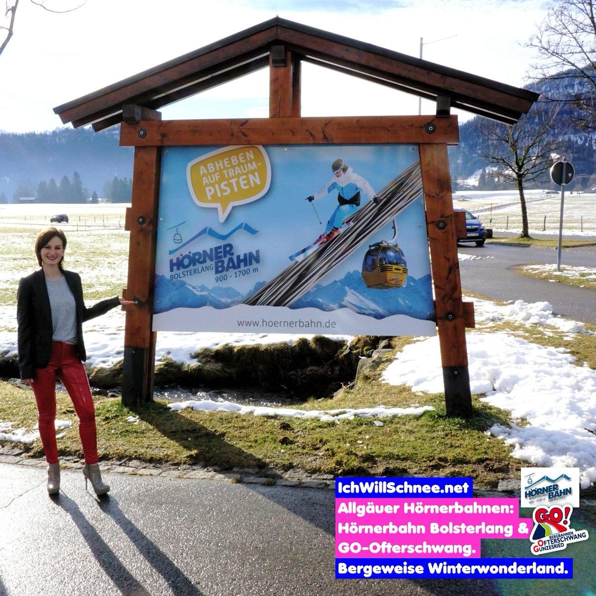 Guten Morgen aus Bolsterlang und von der Hörnerbahn!!! Lena IWM ist gut im #Allgäu angekommen. Schaut Euch hier am besten direkt das V-Blog an - https://youtu.be/w9K6nQuU4HU (IWS)  #Hönerbahn #Winterwonderland #IchWillSchnee #ShinyLena #LenaAdlerpic.twitter.com/bMVdRfY9u2