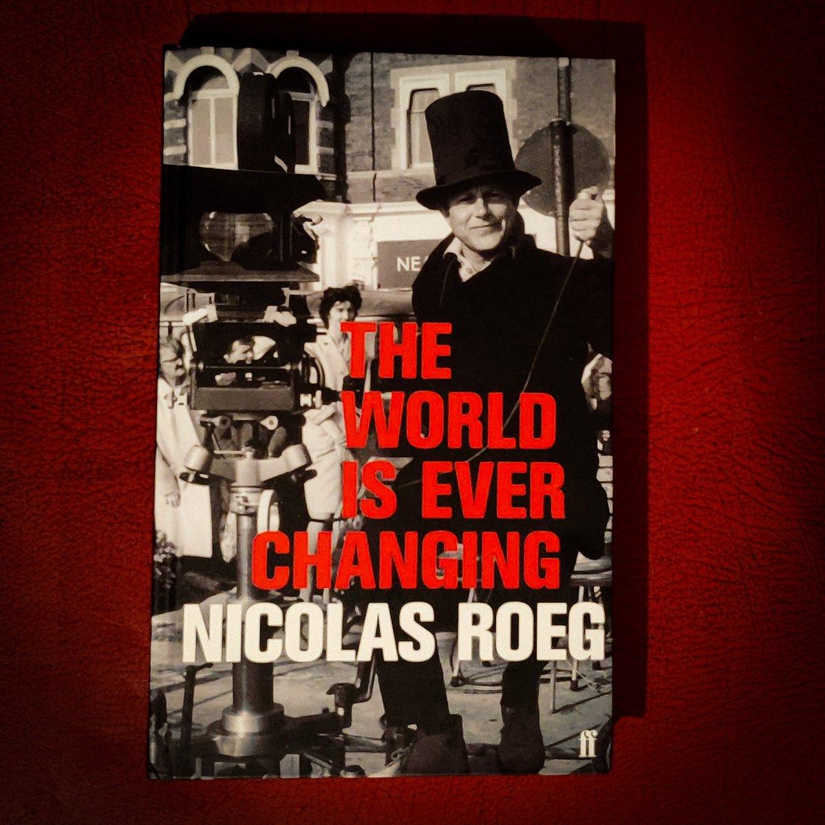 In the words of the great man himself ... #NicolasRoeg #NicRoeg #movie #movies #film #horror #sciencefiction #drama #thriller #filmdirector #book #filmbook #moviebook #cinema #cinemabooks #cinamatography #cinematographer #directorofphotography #directorpic.twitter.com/BGJY3jNvQA