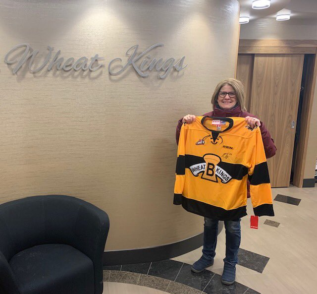 Congratulations to @Diane Luckins (@LuckyDi4) January's winner of a Connor Gutenberg autographed jersey from @Subway_MB #WheatKingsFanFavourites #bdnmb #BWKpic.twitter.com/WYnxKEXCPF