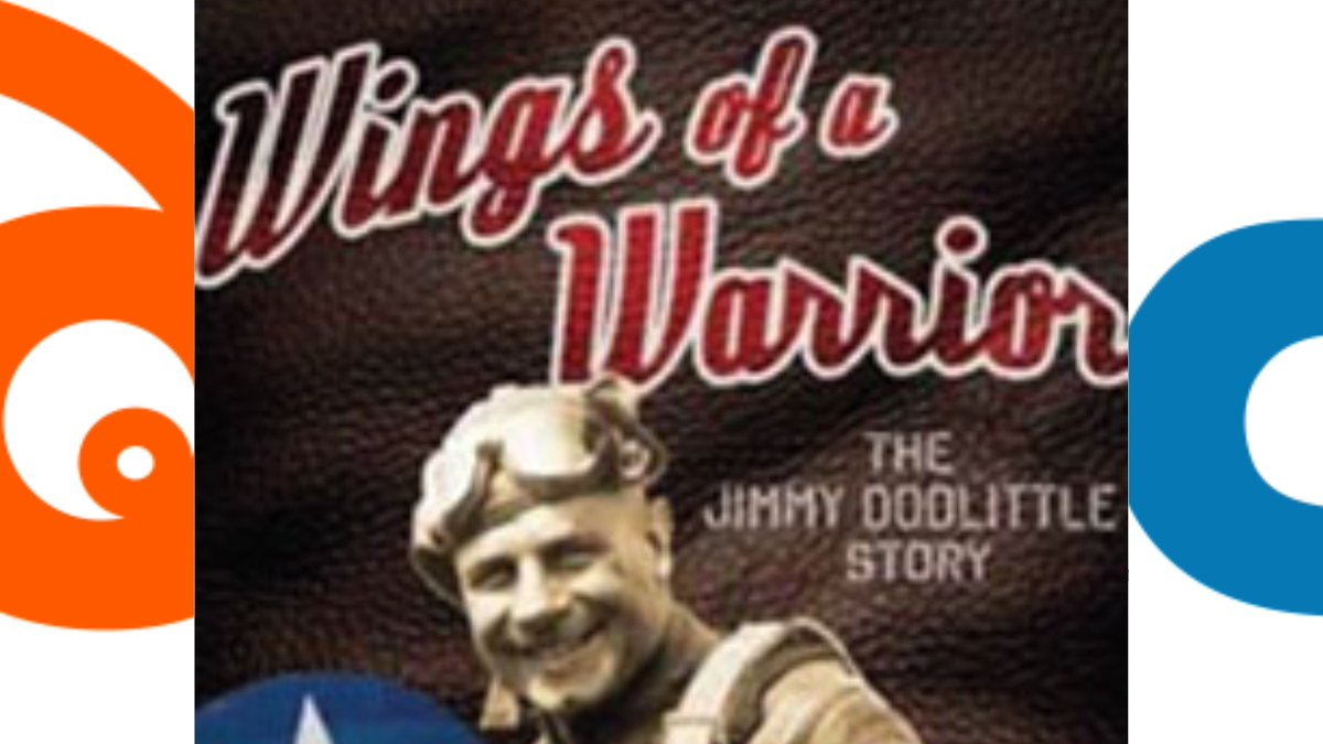 Wings Of A Warrior: Jimmy Doolittle Story  The true life story of legionary flying pioneer, American hero and Congressional Medal of Honor winner, Jimmy Doolittle.  http://bit.ly/2wqsZH7  Visit: https://coolnerd.tv  #entertain #cool #nerdy #tv #tvshow #coolnerdtv #sciencepic.twitter.com/y6MOxUhNmB