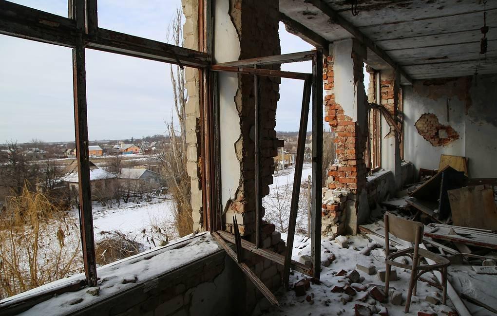 Escalation in Donbass undermines Minsk Agreements — NATO spokesperson: https://tass.com/world/1121663 © Valentin Sprinchak/TASSpic.twitter.com/SczXxthE3r