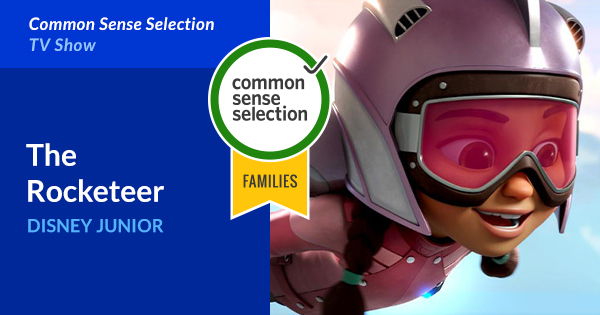 RT CommonSense: The joyus, young hero in #TheRocketeer inspires kids to believe they're never too young or too inexperienced to have big dreams that motivate them. This #CommonSenseSelection is available on DisneyJunior. Full review: …pic.twitter.com/5GFlbAF5bj