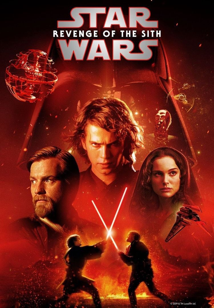 Star Wars Holocron Ar Twitter Revenge Of The Sith Disneyplus Poster