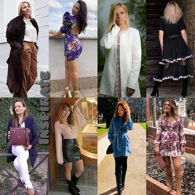 """Inspírate"" #ideales #grupoinstagram #blogger #model #instagood #style #fashion #tagsforlike #outfit #girls #cute #glam #influencer #kissmylook #tw #asmr feliz noche kissess 👌💘❤️😗"