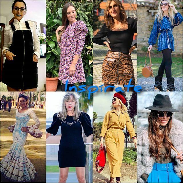 """Inspírate"" #ideales #grupoinstagram #blogger #model #instagood #style #fashion #tagsforlike #outfit #girls #cute #glam #influencer #kissmylook #tw feliz noche kissess 👌💘😗❤️"