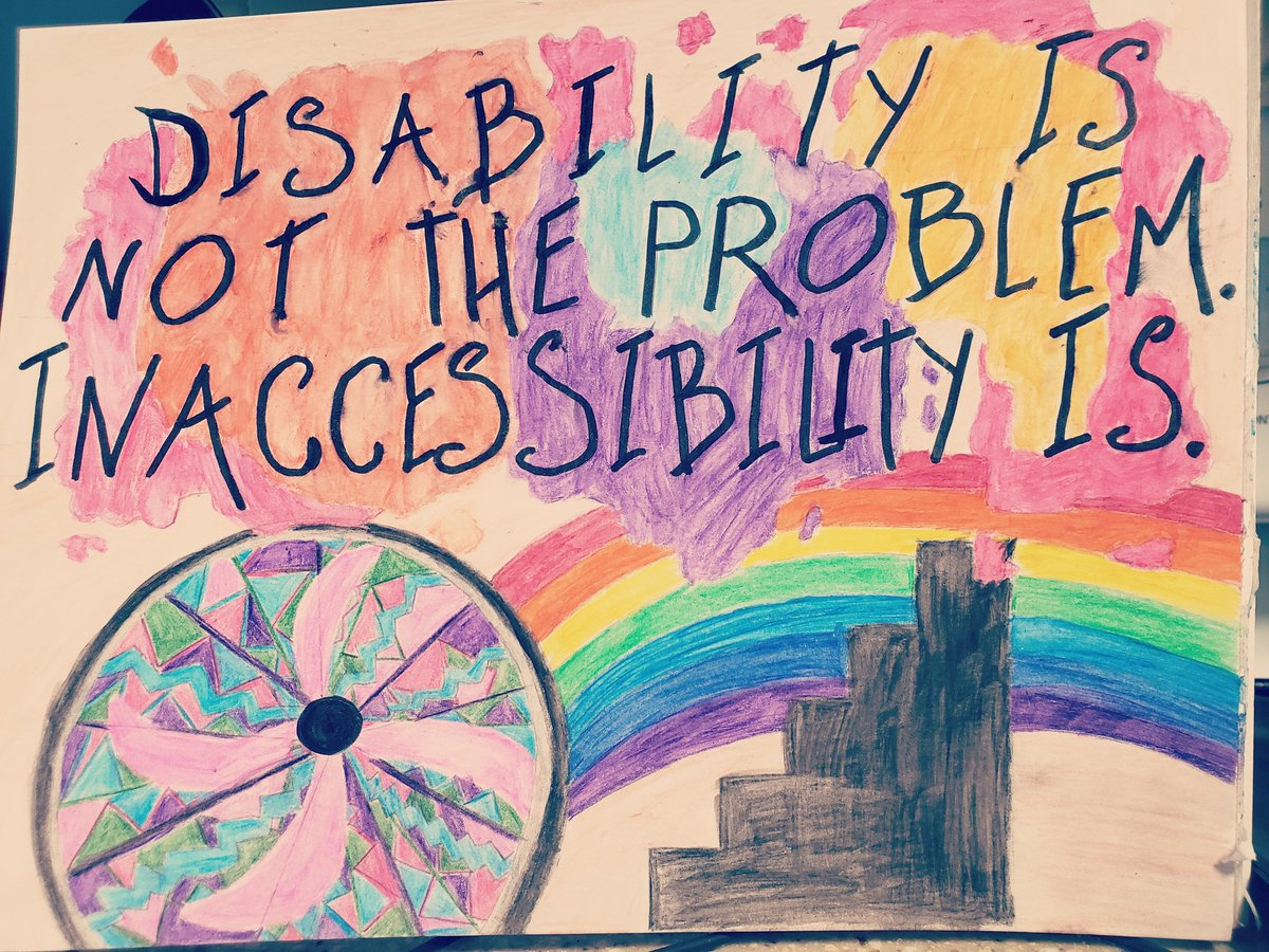 #watercolorpencils #disabilityadvocacy #nobarrierspic.twitter.com/UA9hP4ObdB