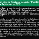 Image for the Tweet beginning: 🤖 'Kraay wijst op Eredivisie-sensatie: