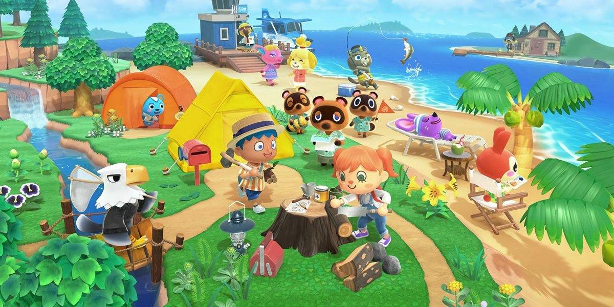 MOCADES DEL DIA (18/02/20) 🎮📢   ▶️ S'anuncia un #NintendoDirect centrat en Animal Crossing pel 20 de febrer 🍃  ▶️ Empire of Sin s'endarrereix fins a la tardor sense data concreta 🕵️  ▶️ La Big Idea Edition de Little Town Hero arribarà el 5 de juny a Switch i PS4 ⚔️