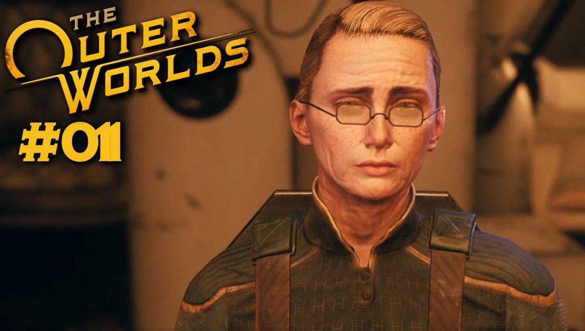 Let's Play The Outer Worlds / #011 / Über meine Prachtstücke hat sich noch niemand beschwert    #LetsPlay #Gameplay #youtubegaming #TheOuterWorlds