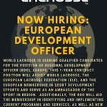 Image for the Tweet beginning: WL is seeking candidates for