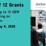 Image for the Tweet beginning: THIS IS HUGE!! New iGEM