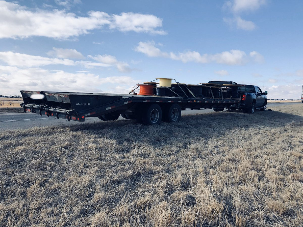 Image posted in Tweet made by Nebraska State Patrol on February 18, 2020, 7:07 pm UTC