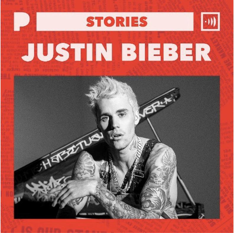 Pandora Stories: Justin Bieber #Changes pandora.app.link/6oipngQH43