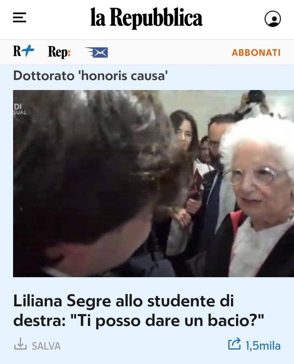 #LilianaSegre