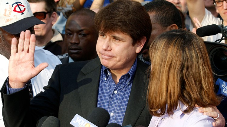 Reports: Trump expected to commute ex-Illinois Gov. Rod Blagojevich's sentence https://bit.ly/3256QKg