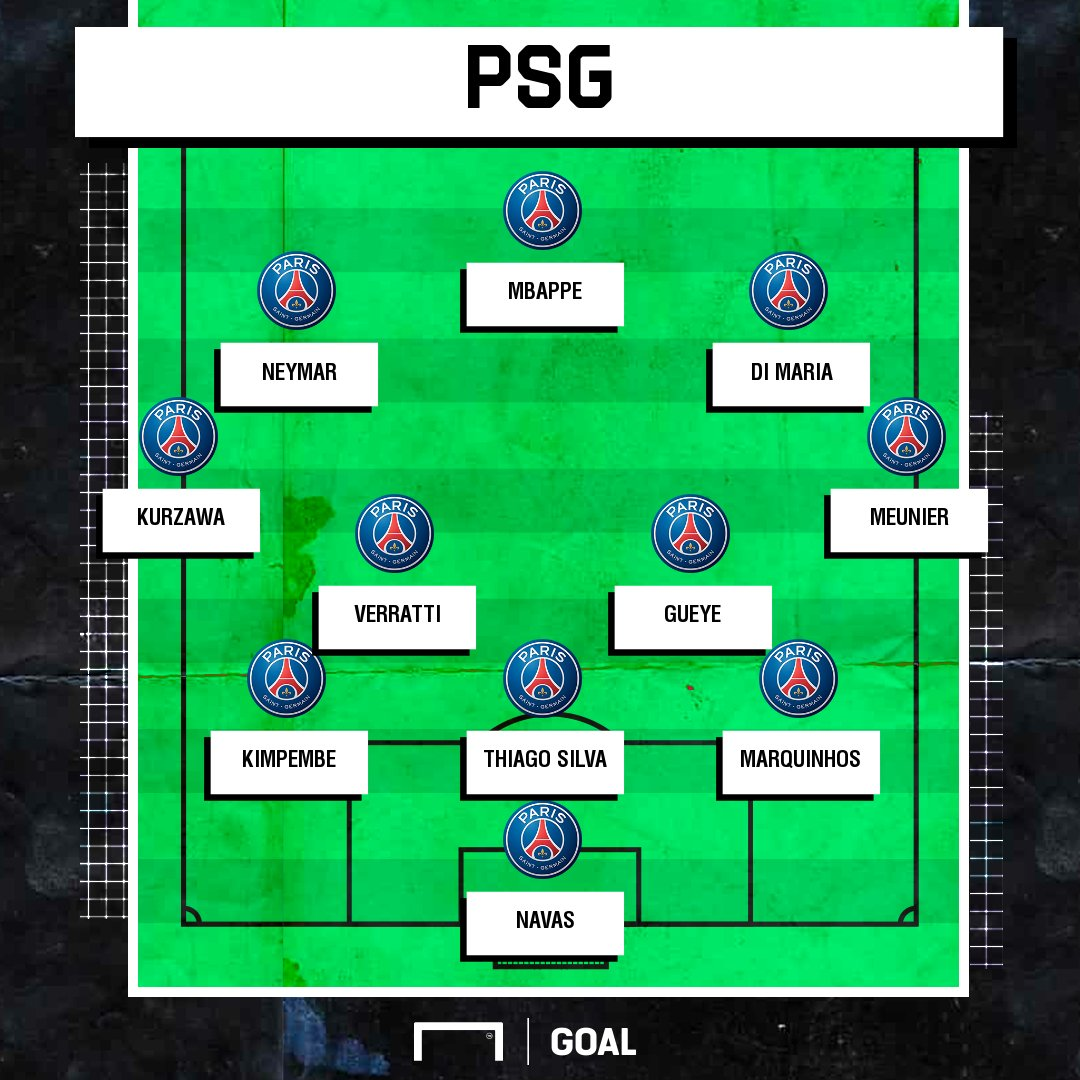 Goal On Twitter Borussia Dortmund Paris Saint Germain Team News This One Could Be Epic Ucl Bvbpsg
