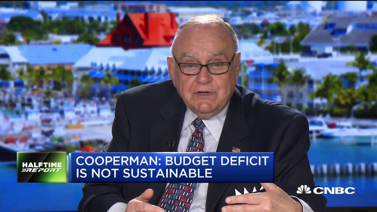 @CNBC's photo on Leon Cooperman