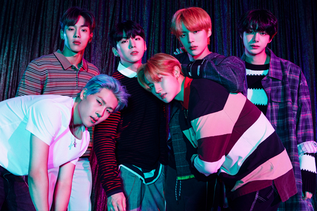 Replying to @idolator: These Kings! @OfficialMonstax's historic 'ALL ABOUT LUV' really is that good: