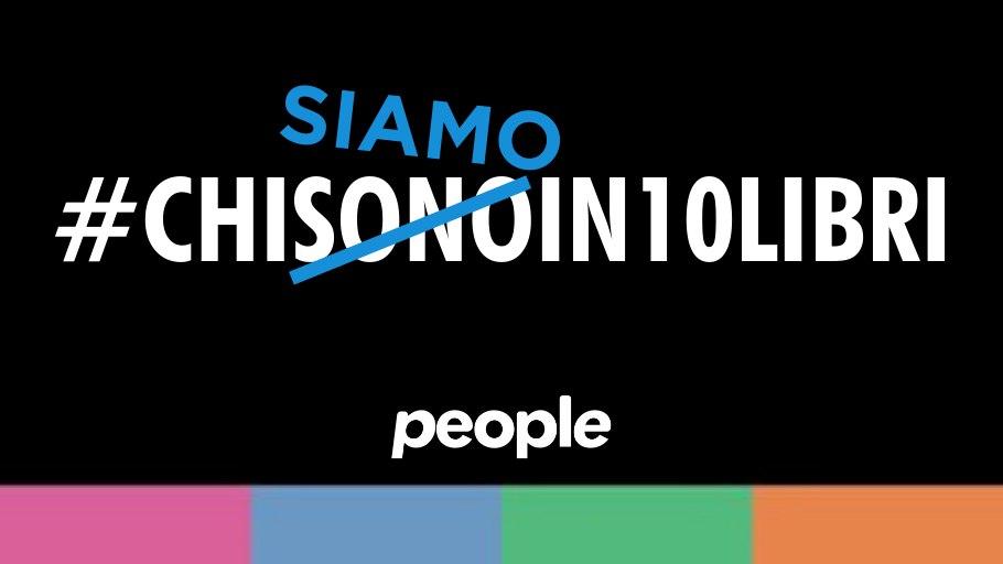 #ChiSonoIn10Libri