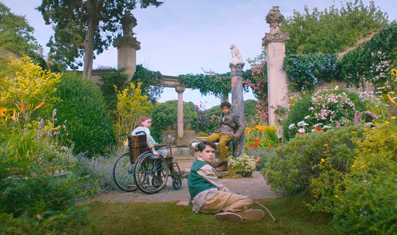 Full trailer per #IlGiardinoSegreto: magia e amicizia per intenerire il burbero #ColinFirth https://bit.ly/2HEdBJq #fantasypic.twitter.com/o4lGy6sxbS