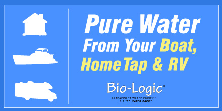 Pure Water From Your Boat, Home Tap & RV  #Boat #RV