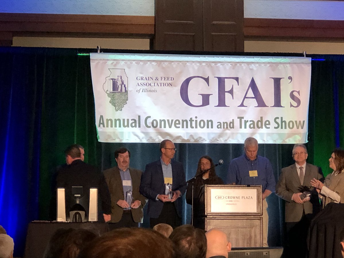 Congratulations @TopflightGrain and thank you for all you in support of @GrainAndFeed. https://t.co/7GGNjXDS29